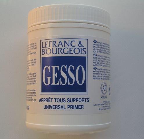 Grund acrilic - gesso - 500 ml - 51321