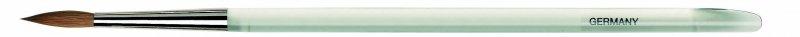 Pensula de unghii cu par natural Kolinsky - profesionala - Da Vinci - 15100/6