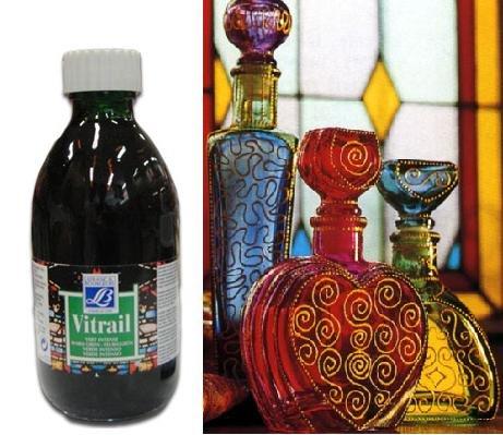 Culori vitraliu 250 ml - Lefranc & Bourgeois