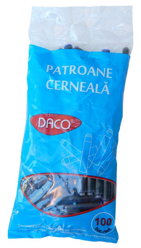 Set 100 patroane-Daco