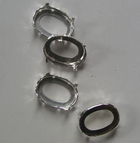 Accesoriu metalic - 366354 - 50buc
