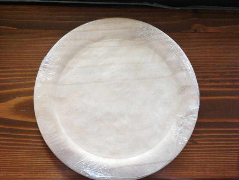 Farfurie lemn 26 cm - PENT
