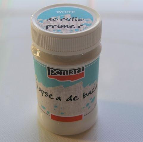 2493 Grund acrilic - 100 ml - Acylic Primer