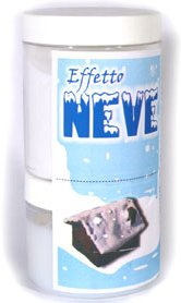 PE COMANDA - KT828EN - Efect de zapada - NEVE - Snow effect - 300 g