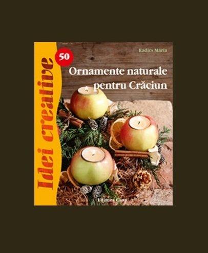 Ornamente naturale pentru Craciun - Idei creative 50