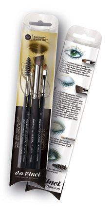 4804 - Classic- Set 4 pensule profesionale Da Vinci - SMOKEY EYES SET