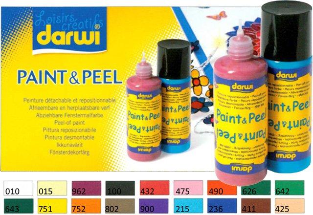 Culori window colour - 80 ml Darwi
