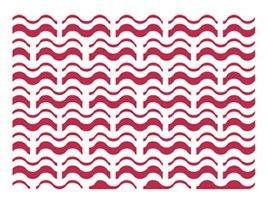KSD111- Sablon 20 15, Stamperia - waves
