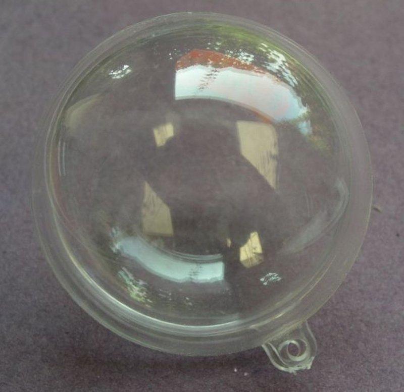 Glob plastic 12 cm PENT
