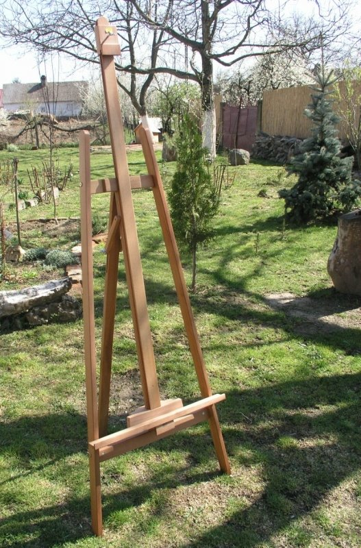 DIA02 Sevalet studio tip trepied 130 cm - Calitate superioara