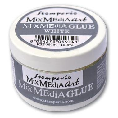 DC28M - Mix media glue 150ml - Stamperia