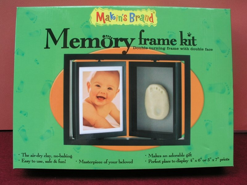 35303- Double Memory frame - baby
