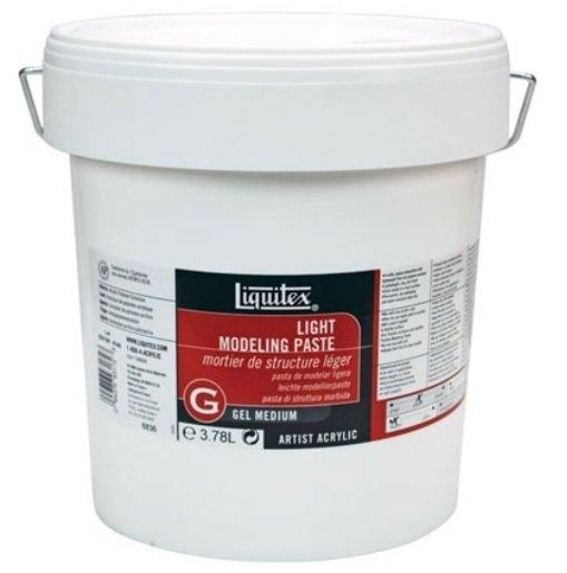 Light modeling paste 3.78 L. - pasta de structura - Liquitex