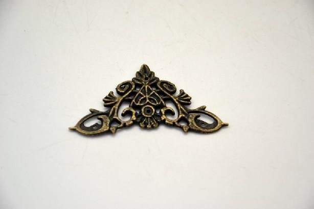 366942 - Coltar metalic bronz 6.5x4.5x4.5cm - ANT-CH