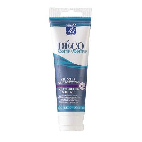 Multifunction glue gel 3 in 1 - Deco, 120 ml