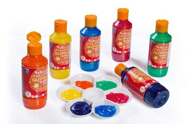 Glitter paint 250 ml - Color & Co