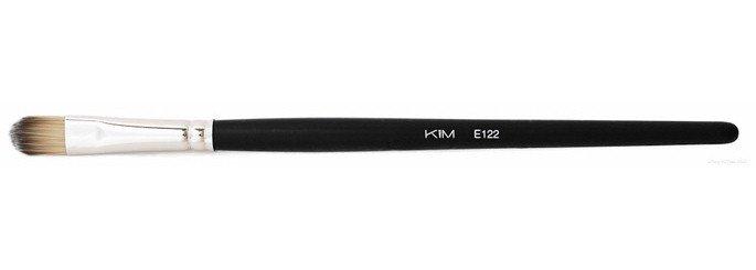 E122 - Pensula pentru fond de ten si anti-cearcan - KIM