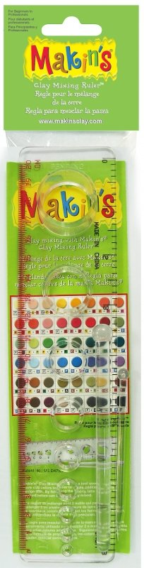 35003 - Clay Mixing Ruler