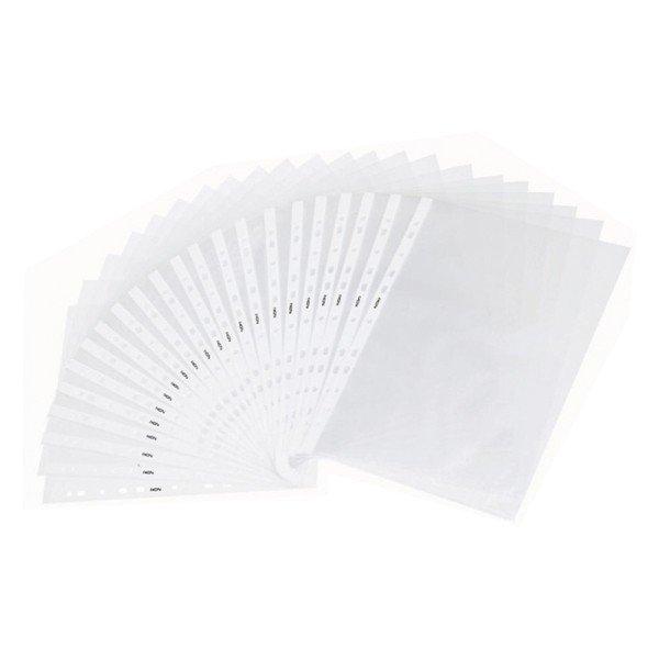 DNOK1023D - Folie protectie documente A3, perforatii pe verticala - Noki