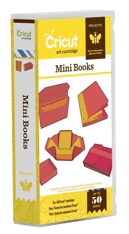 Cartus PROJECT MINI BOOKS - Cricut