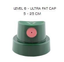 Level 6 Ultra Fat - Capac graffiti - Montana