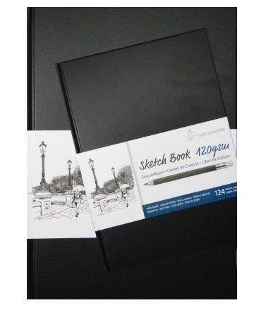 Caiet de schite / Sketch Book 120 gr/mp,62 coli, coperta cartonata - Hahnemuhle