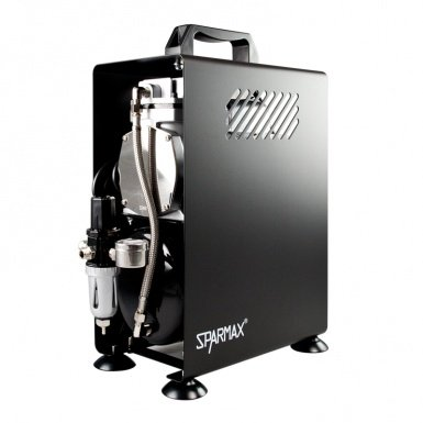 160010 - Compresor Sparmax TC-610H - Harder&Steenbeck