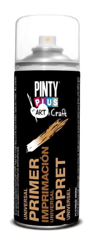 146 - Spray PINTYPLUS ART CRAFT 400ml - UNIVERSAL PRIMER - grund universal