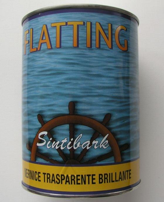 Lac de barca 1 Lt - transparent lucios - Verni de Iaht - Veleca - Italia