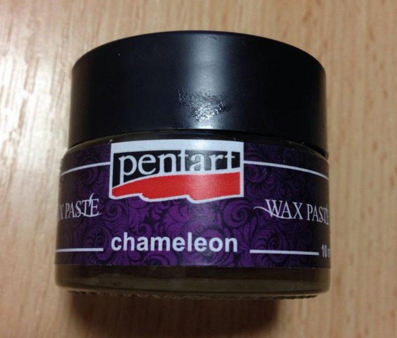 Pasta ceara cameleon - 10 ml Pentart