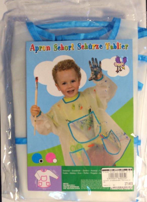 371099 - Apron Short - Sort protectie copii - albastru - ANT-CH