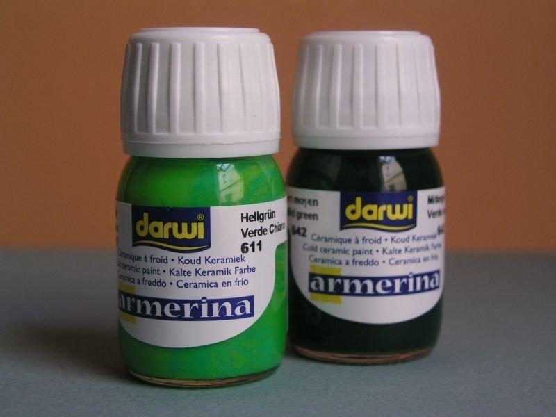 Culori ceramice Armerina - 30 ml