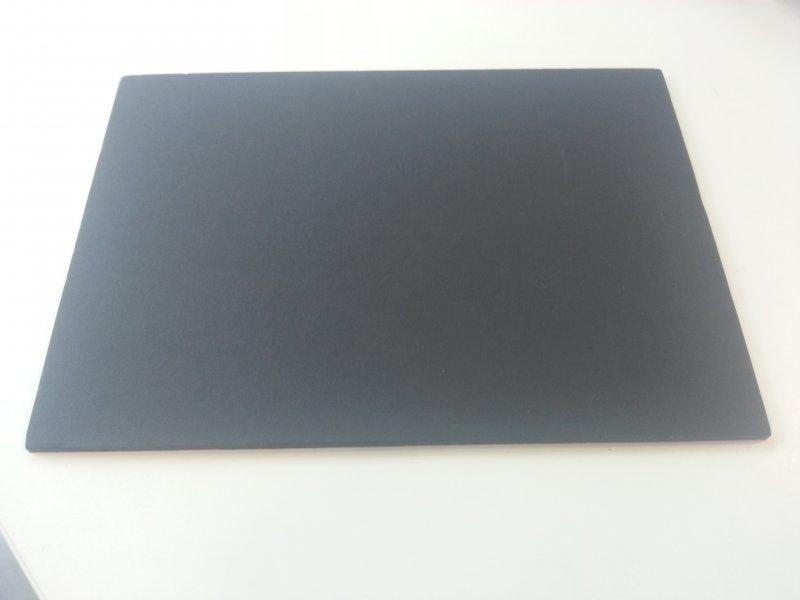 Carton mousse - Foam A4- 5 mm - negru-POR