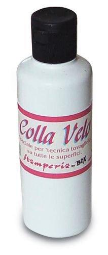 DC03M - Adeziv decupaj Vello 80 ml - Stamperia