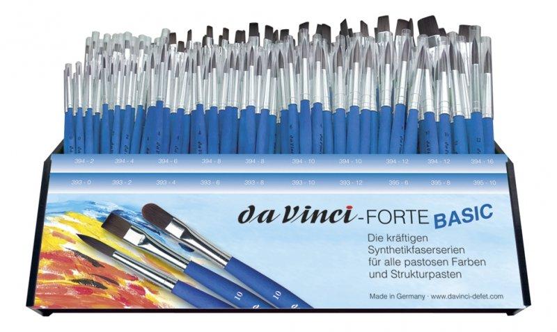 4148 Display 258 pensule FORTE BASIC - Da Vinci