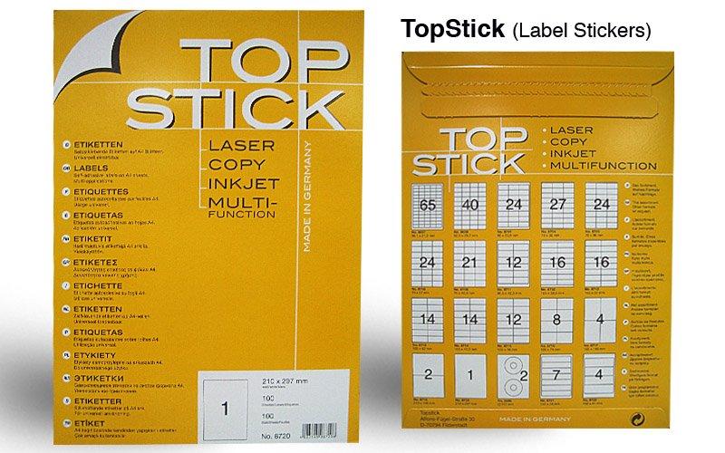 Autocolant A4 - 100 buc/top - Top Stick