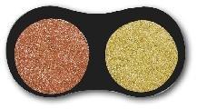 WKP18D - Stampila - tus, dubla - gold bronze