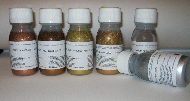 Bronz lichid 60 ml - Masserini