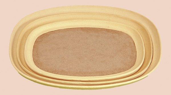 LEP037 - Tava ovala mdf - Arte