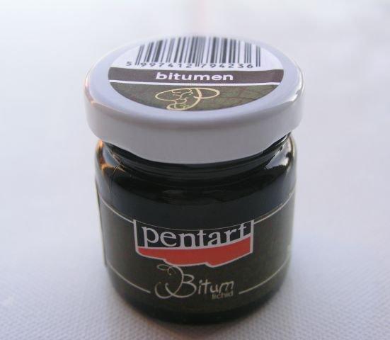 2472 - Patina - Bitum lichid - Pentart - 30 ml - 794236