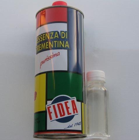 Esenta de terebentina - solvent - 100 ML - TER-OR-100ML