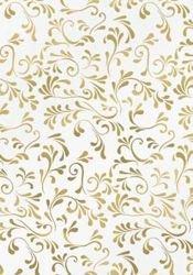 Hartie transparenta, calc - A4 - Roma - gold