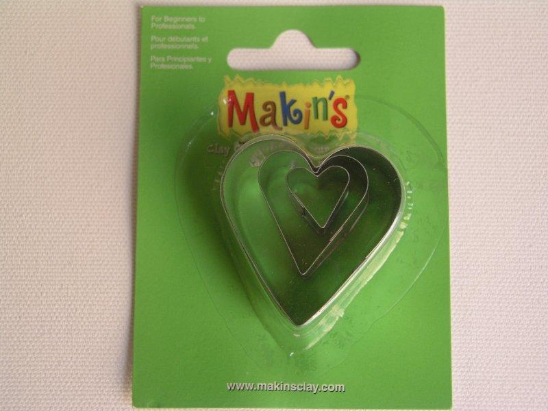 36007 / 2118661044 - Set 3 cutter - Heart