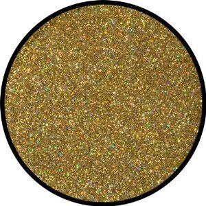 Glitter 6 gr, golden jewel, Eulenspiegel