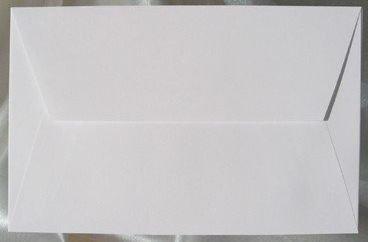 KP07.01 - Plic alb 9 x 14 cm , 105g - ITD