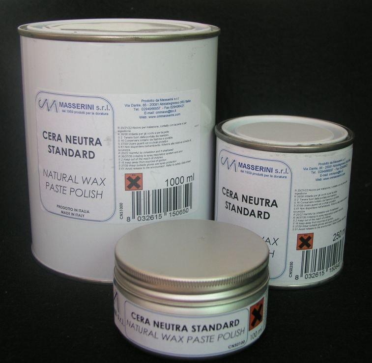 Ceara neutra pasta 100ml - standard - Masserini