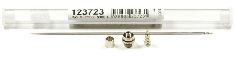123723 - Set ac + duza 0.6 mm - Needle / Nozzle Set - Harder & Steenbeck