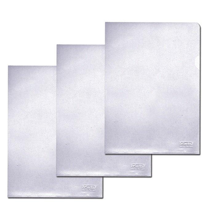 903070/1 - Folie protectie A4 cu deschidere laterala, 90 microni, 50 buc/set - 10331486
