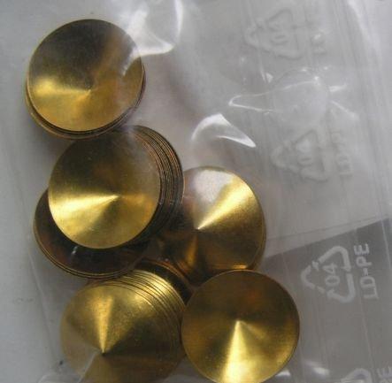 Accesoriu auriu 366334 - 50 buc