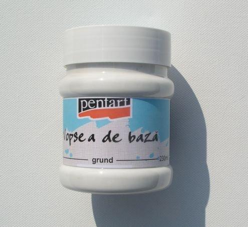 3222 - Grund acrilic 230 ml Pentart
